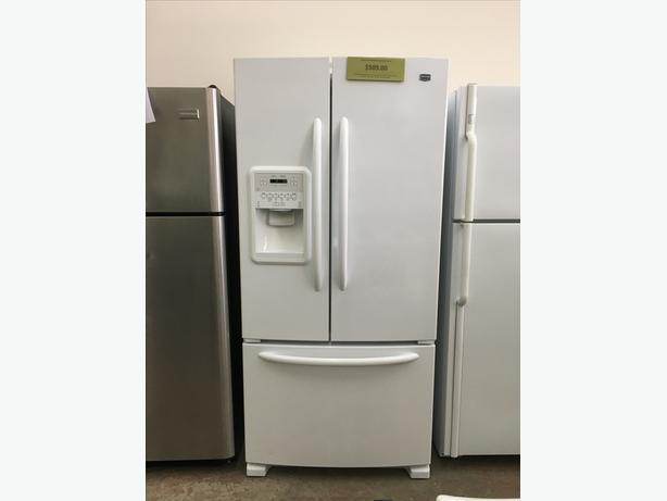 Refurbished Maytag French Door Fridge