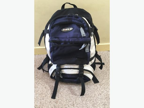 North 49 Internal stay support Backpack 30 L capacity