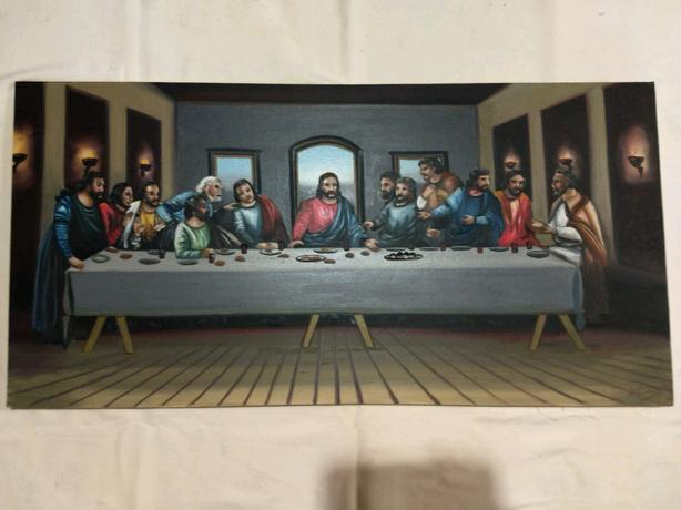"""Last Supper"" - Sanford FISHER (1927 - 1988) *prices reduced*"