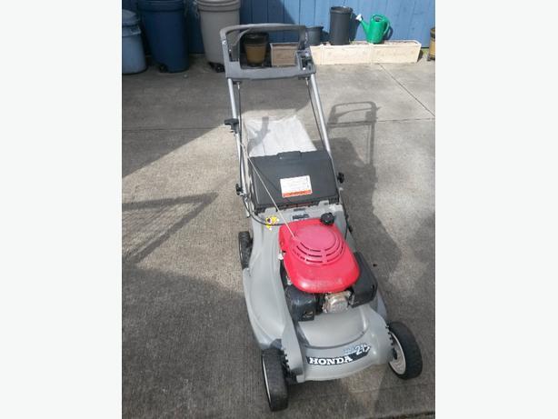 Honda HRB215 Lawnmower