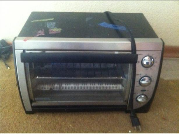 FREE: Toaster Oven