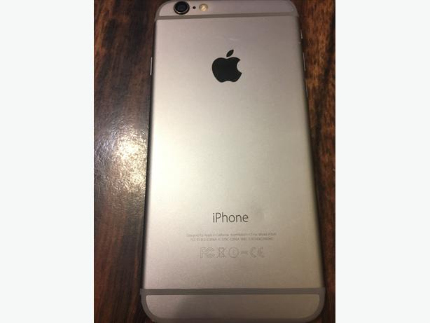 unlocked iPhone 6 16G Space Grey