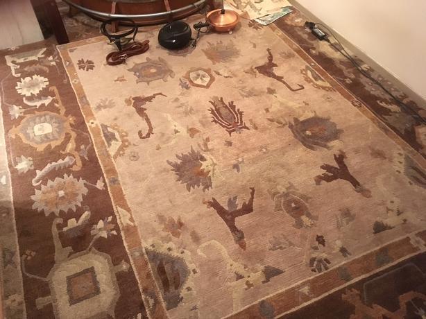 Beautiful Hand Tied Persian Wool Carpet