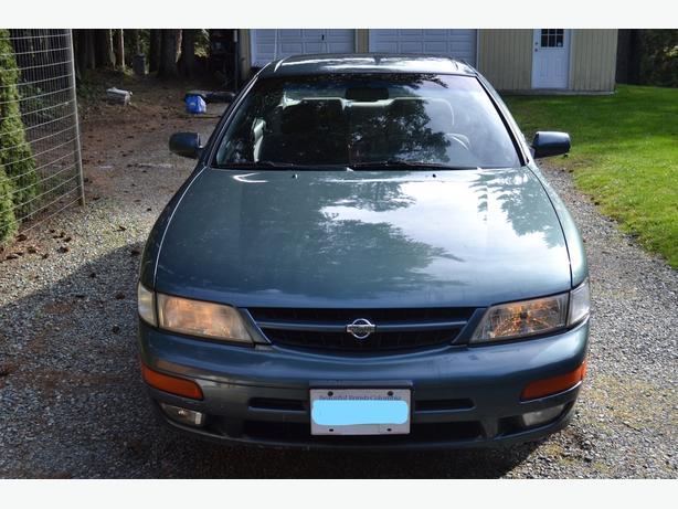 '99 Nissan Maxima