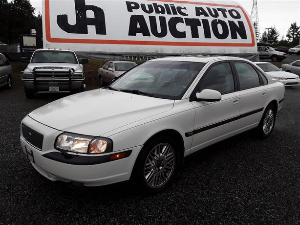 2000 Volvo S80 T6 Turbo