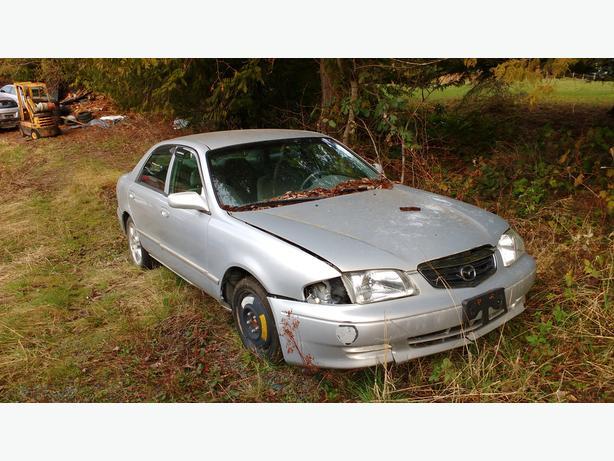 2002 Mazda 626 Parts Car