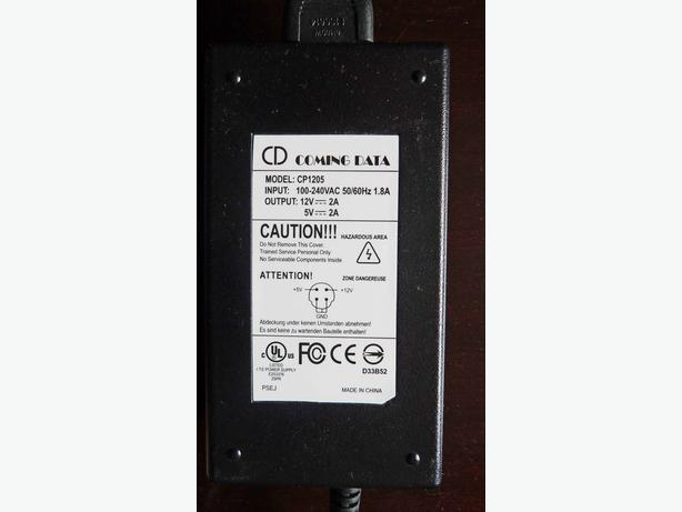 Power supply adapter CP1205