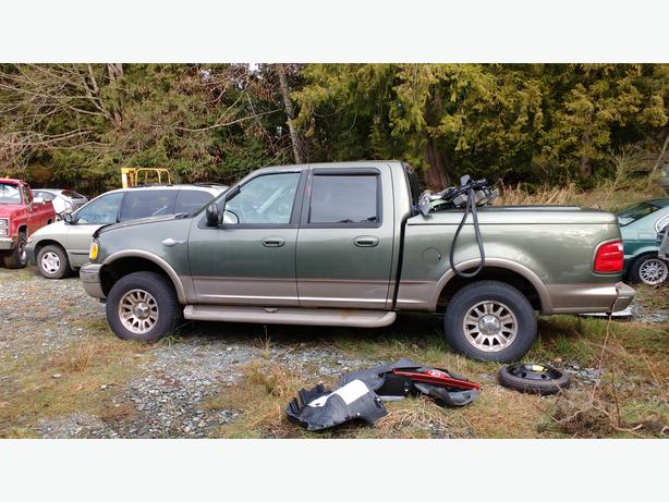 2003 F150 King Ranch Parts Truck