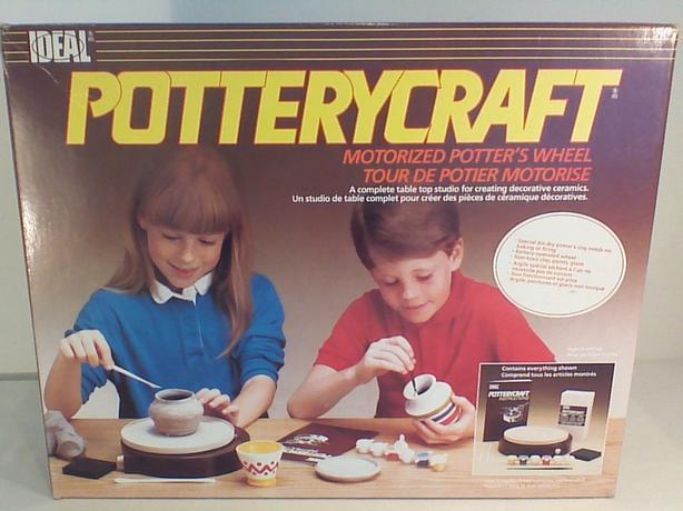 Ideal Potterycraft motorized potter's wheel