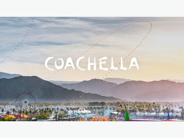 COACHELLA Ticket!!!