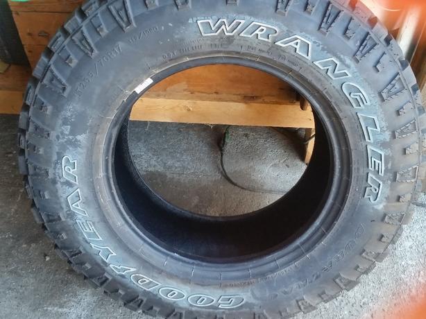 Dura Trac tires