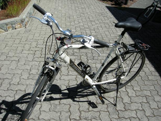 Hybrid Trail Bike