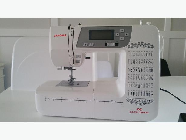 Janome 60QC Quilters Companion