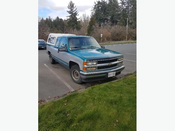 1994 Chevrolet 1500 silverado