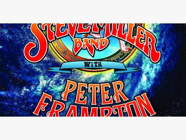 Steve Miller Band with Peter Frampton - Platinum Seating