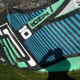 Kiteboarding Ocean Rodeo 10M Razor package