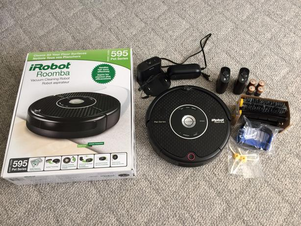 Roomba 595 Pet Series