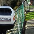2 HP HONDA 4 STROKE OUTBOARD MOTOR