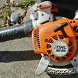 BG86 Stihl leaf blower