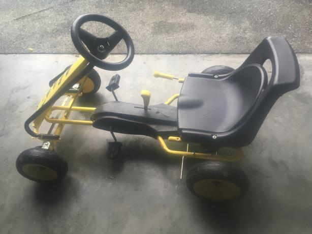 Peddle Cart