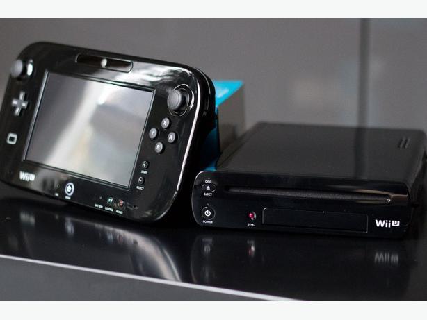 Wii U 32gb Deluxe model