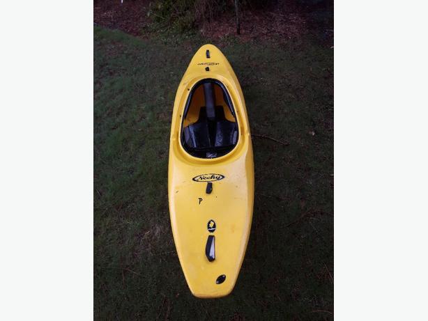Necky Jive whitewater kayak North Nanaimo, Nanaimo - MOBILE