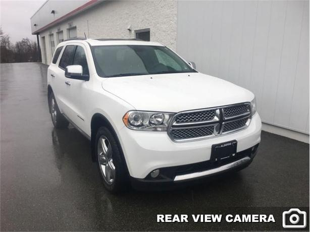 2013 Dodge Durango Citadel  AWD - Leather Heated Seats
