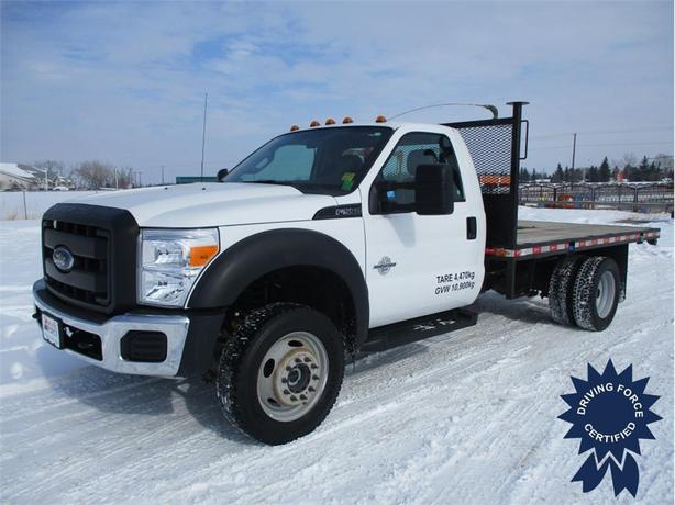 2016 Ford F-550 Super Duty DRW XL