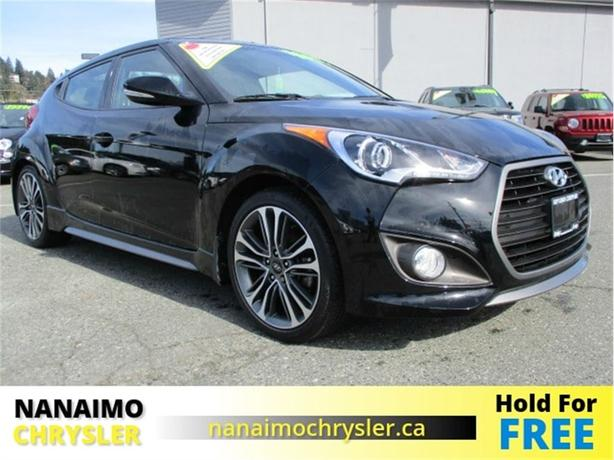 2016 Hyundai Veloster Turbo One Owner No Accidents
