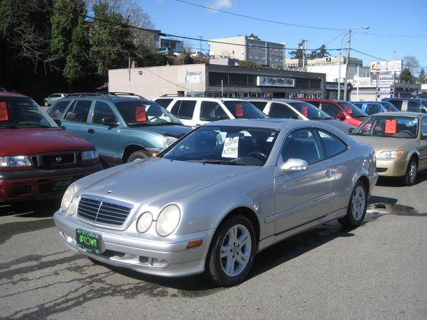 2001 Mercedes Benz CLK-320-ONLY 160061Km's.NO ACCIDENTS