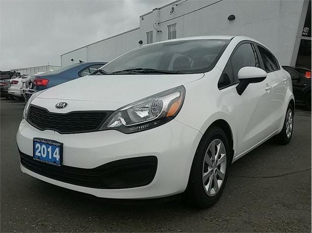 2014 Kia Rio LX GDI 6sp Manual