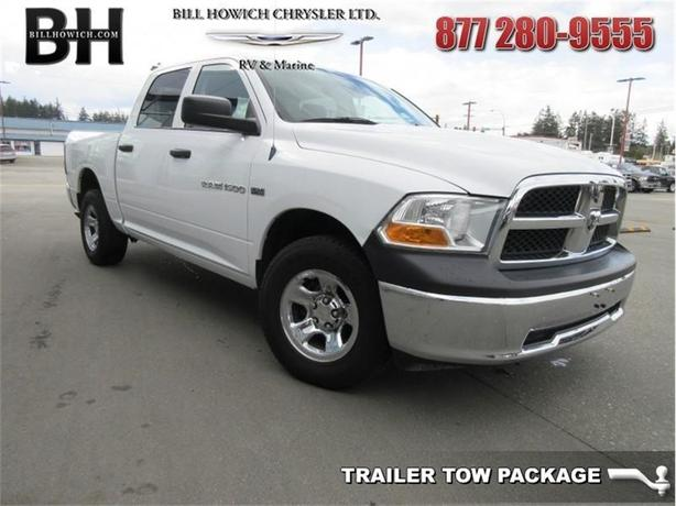 2011 Ram 1500 ST - Trailer Hitch - Air - $183.08 B/W