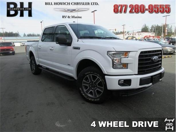 2016 Ford F-150 XLT - Air - Rear Air - Tilt - $234.51 B/W