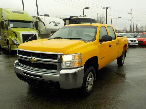 2008 Chevrolet Silverado 2500HD Crew Cab Std. Box 4WD