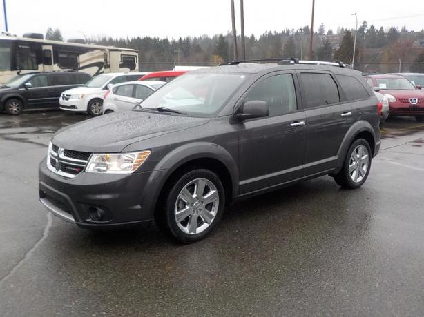 2014 Dodge Journey RT AWD 3rd Row Seating