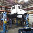 Alberta heavy duty truck parts & repair facility for sale.