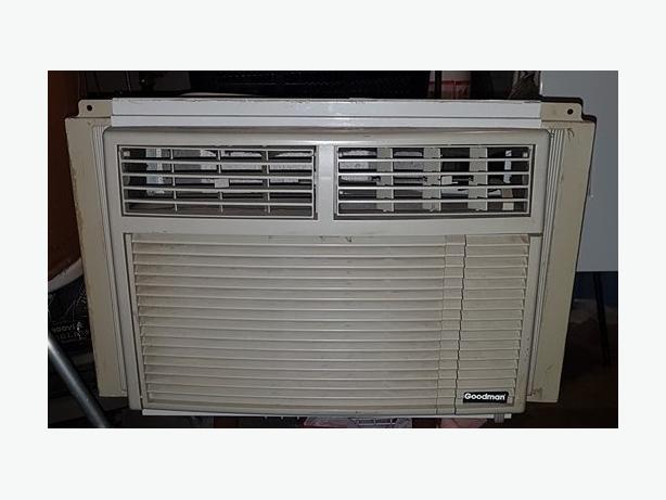 used window air conditioner