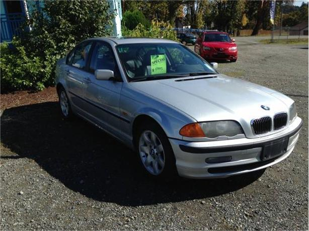 2000 BMW 323i 323i