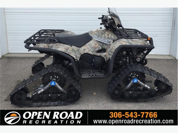 2017 Yamaha Grizzly EPS Realtree® Xtra™ Camouflage