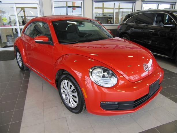 2016 Volkswagen Beetle 1.8 TSI Classic