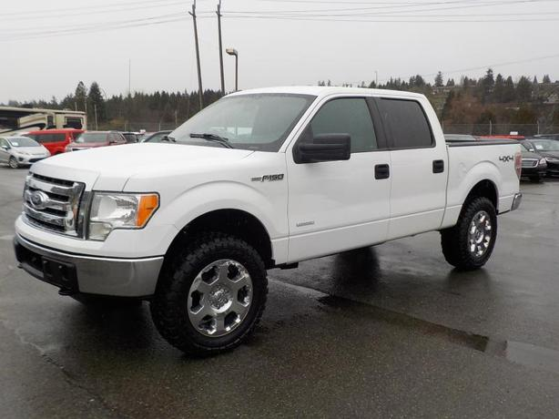 2012 Ford F-150 XLT SuperCrew 5.5-ft. Bed 4WD