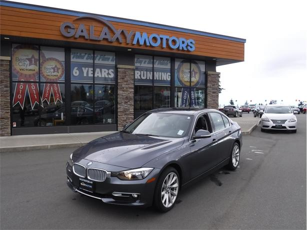 2014 BMW 3 Series 320I XDRIVE- AWD, BLUETOOTH, MOONROOF