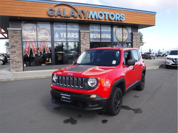 2015 Jeep RENEGADE SPORT - BC ONLY, RAIN SENSING WIPERS