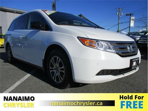 2011 Honda Odyssey EX-L One Owner DVD Entertainment System