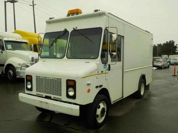 2001 Grumman Workhorse Cargo Van with Mobile Workshop