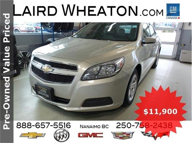 2013 Chevrolet Malibu LS Clean Locally Driven