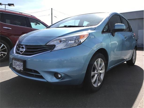 2014 Nissan Versa Note 1.6
