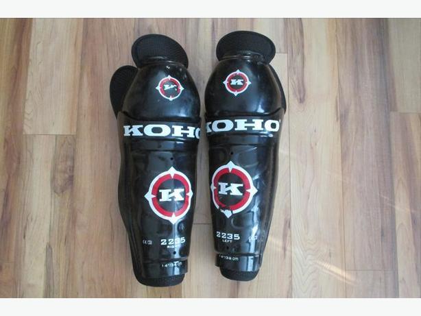 KOHO HOCKEY SHIN PADS