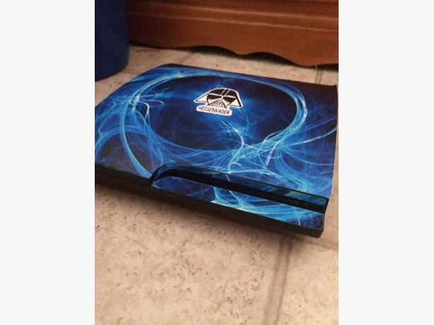 Various Modded Ps3's And 1 Unmodded Ps3's Please read for Prices :)