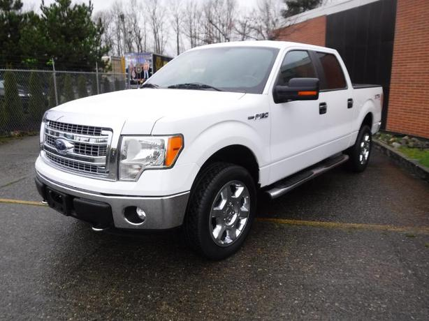 2013 Ford F-150 XTR SuperCrew 6.5-ft. Bed 4WD
